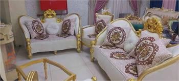 New Egypt Sofa 7 Sitter