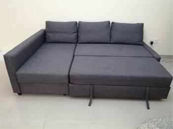 Ikea L Shape Sofa Bed For Sale