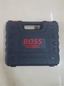 Boss Cordless Drill