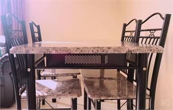 Table set and Sofa set for sale