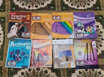 Westminster School Books Year 7 and 8