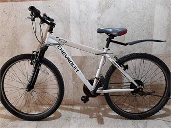 "26"" Mountain Usa Branded Chevrolet Bikes For Sales"