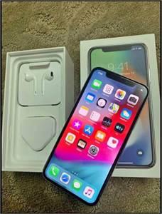 Iphone X 64 Gb ( Zero Scratch Condition ) Full Box