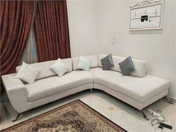 The One L Shape Sofa For Sale Excellent Condition