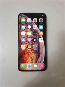 Iphone Xs Max 256Gb Original Condition