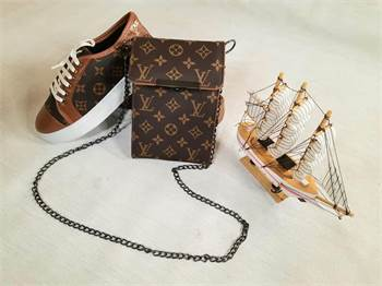Ladies Shoe +Wallet