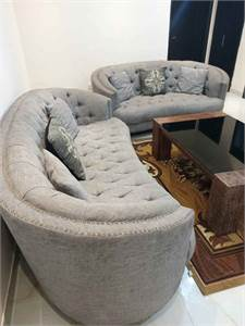 Luxury Sofa Set 3×2 Seater For Sale