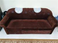 Bed and 3 Seater Sofa