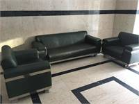 8 Seater Leather Sofa For Sale