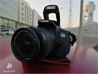 Canon 650 d fully touch screen
