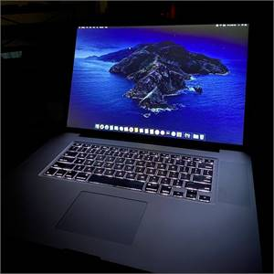 MacBook Pro 15 Inc corei7