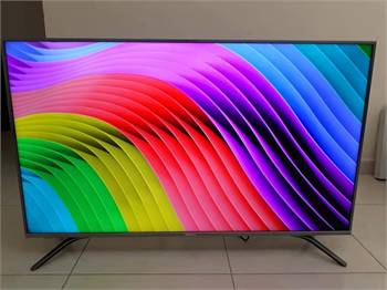Hisense Smart Tv 4k Ultra Hd 50 Inch