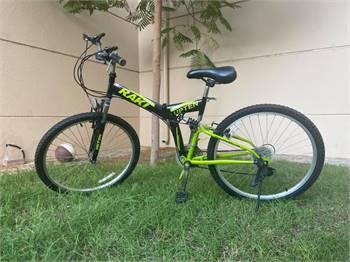 Upten raki foldable mountain bike