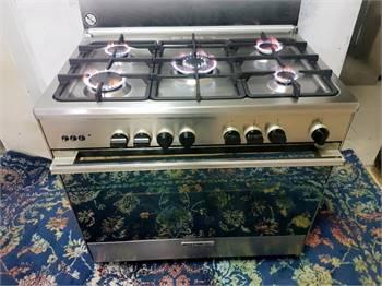 Glemgas Gas 5 Burner Cooker 90×60