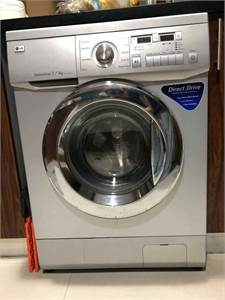 Lg Korea Made Washer Dryer Full Automatic