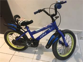 Kids bicycle for sale with supports