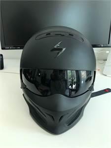 Scorpionexo Covert Helmet