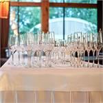 Glassware suppliers in dubai   Glassware rental dubai