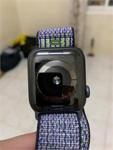 Apple watch Serious 4 Nike+ edition 40mm
