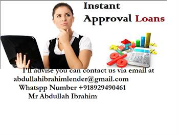 Do you need a loan? We are a registered, guaranteed and certified loan company,