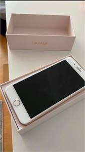 iPhone 8 Plus 256 GB with Complete Box