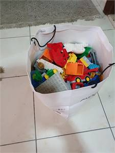 LEGO original full bag for kids 1-3 years old
