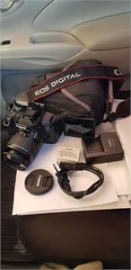 Canon 700d DSLR