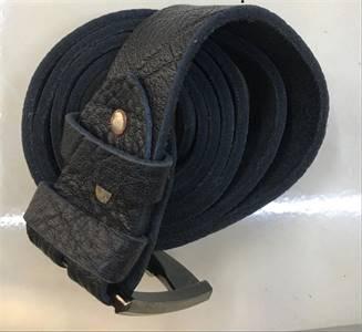 100% pure leather belt
