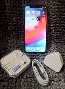 Iphone X 256 Gb Good Condition ( No Face Id ))