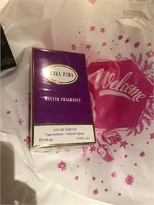 Perfume in half price