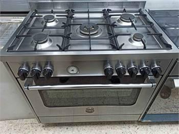 Bertazzoni cooker 5 burner