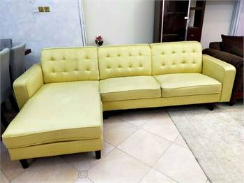 L Shape Luxury Sofa For Sale Excellent Condition