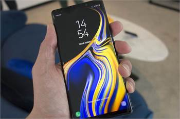 Galaxy Note 9 Midnight Black 6Gb Ram 128Gb 4G Lte