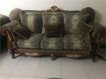 Classic sofa and Divan
