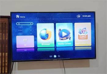 "Geepas 40"" FHD Led Smart TV"