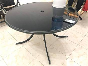 Round table with 4 chairs for sale