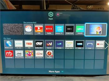 Samsung Led 4k Ultra 55 Inches Full Hd Silm For Sale Smart Tv