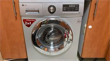 LG 6 kg washer 3 kg Dryer Full Automatic