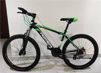 Mountain bike new