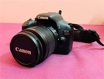 Canon Eos 550d For Sale