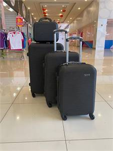New Suitcase Set 4 Pcs Set In Just 299 Dhs