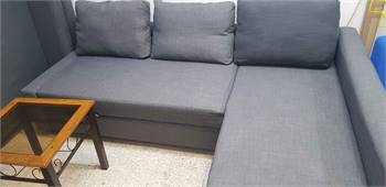 Sofa Com Bed L Shape Storage