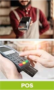 Pos Machine Or Credit Card Machine