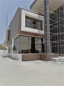 Aluminium and Glass works at Dubai