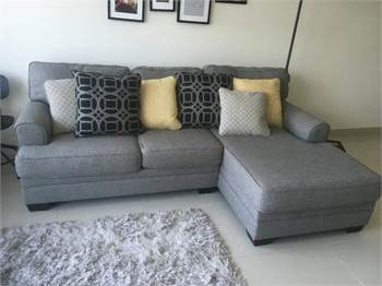 L Shape Sofa For Sale From United Furniture