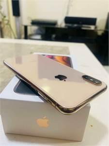 Iphone Xs Gold 256Gb With Face Time For Sale