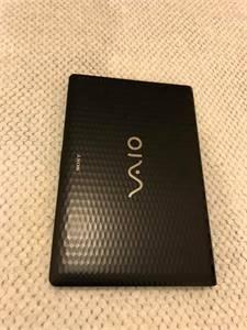 Sony vaio laptop core i3