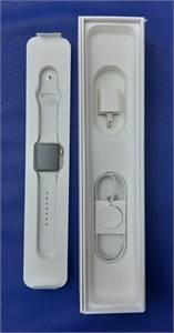 Apple Watch 38mm Series 3 Gps And Cellular Not Used With Apple Warranty