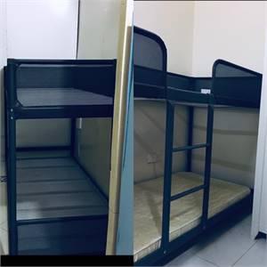2 Pcs Ikea Double Deck Bed