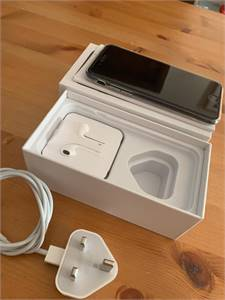 iPhone 7 256 GB ( Zero Scratch Condition ) Full box